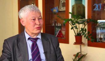 Асқар Жұмаділдаев: Жаратылыстану ғылымының барлығын қазақ тілінде үйретуге болады.