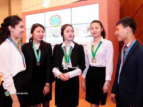 Халықаралық олимпиадада екі команда Астананың намысын қорғайды