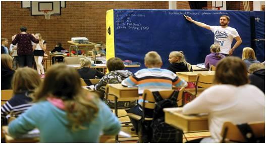 Финляндия білім беру жүйесінің революциясы