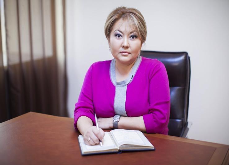 Э.Суханбердиева ҚР Білім және ғылым вице-министрі болып тағайындалды