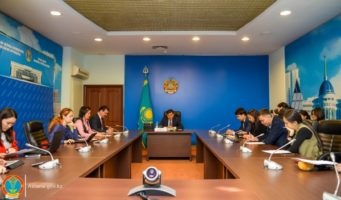 Алдағы оқу жылында Астана мектептерінде 129 мыңға жуық оқушы оқиды