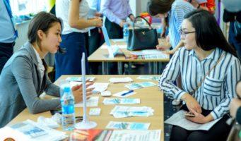 Астанада білім саласының қызметкерлеріне арналған бос жұмыс орындары жәрмеңкесі өтеді
