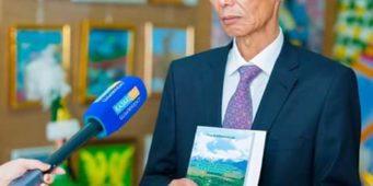 Өмір Шыныбекұлы Ерлан Сағадиевке нақты сұрақтар қойды.