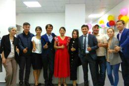 Республикалық «KAZBILIM» орталығы Астанада тағы бір бөлімшесін ашты.