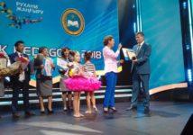 «Үздік педагог» республикалық конкурс жеңімпаздарын салтанатты марапаттау рәсімі өтті