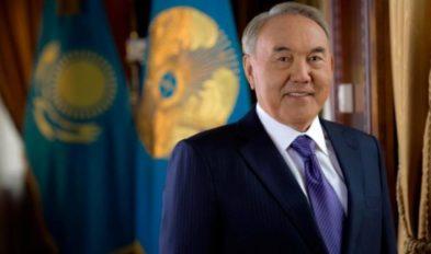Nwrswltan Nazarbaev: Wlı dalanıñ jeti qırı