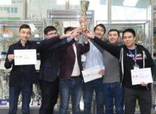 Qazaqstannıñ studenttik IT-komandası jeti dürkin älem çempionın artqa tastap, üzdik atandı