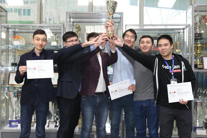 Қазақстанның студенттік IT-командасы жеті дүркін әлем чемпионын артқа тастап, үздік атанды