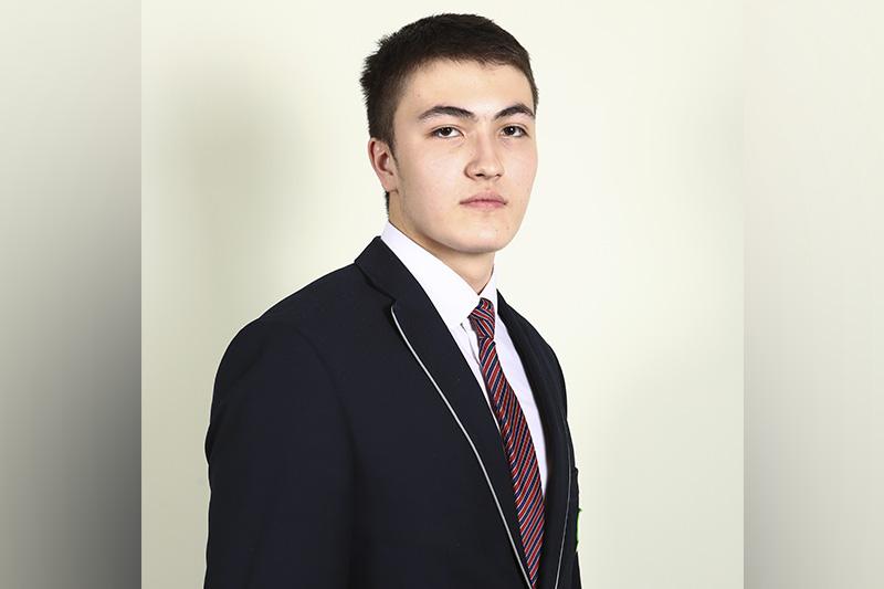 Семейлік оқушы Ресейден жүлдемен оралды
