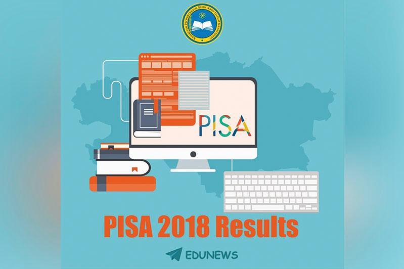 Білім сапасын анықтайтын ЭЫДҰ PISA-2018 нәтижелерін ресми түрде жариялады