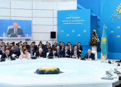Нұрсұлтан Назарбаев. НҰРЛЫ ЖОЛ – БОЛАШАҚҚА БАСТАР ЖОЛ! (мәтіні, видеосы)