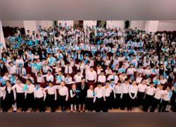 «Мен қазақпын»: Павлодар оқушыларының челленджі әлеуметтік желіні дүр сілкіндірді