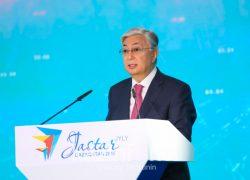 Тоқаев: Жастардың дамуына жағдай жасау – Президент ретіндегі басты міндеттерімнің бірі