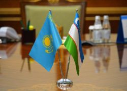Шымкенттегі «Халықаралық білім көрмесіне» Қазақстан мен Өзбекстанның вице-премьерлері қатысты