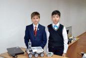 Павлодар облысының оқушылары ғаламшарды зерттейтін робот жасады