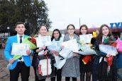 Түркістандық 9 оқушы халықаралық жарыста жүлде еншіледі