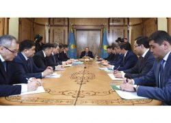 Nwrswltan Nazarbaev: Bärimiz Qazaqstannıñ igiligi üşin jwmıs isteuge tiispiz