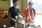 Қызылордалық оқушылар smart-киіз үй ойлап тапты