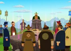 Қазақ елі туралы мультфильм әлем мамандарының таңдайын қақтырды.