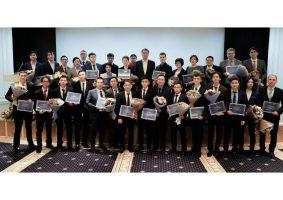 Елбасы қорында Қазақстанның үздік оқушылары марапатталды