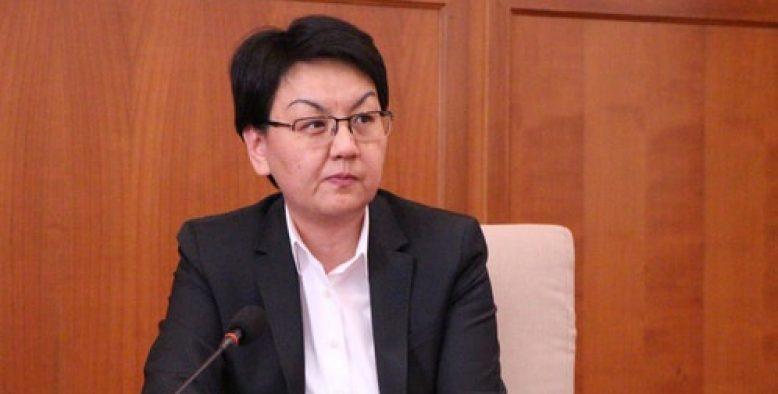 Фатима Жақыпова ҚР білім және ғылым вице-министрі қызметінен босатылды