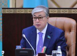 Қасым-Жомарт Тоқаевтың мектепте оқыған кезіндегі видеосы жарияланды